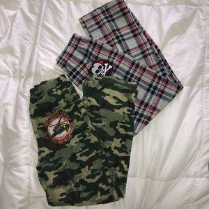 Other - 2 Pajama Boys Pants
